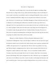 lss   columbia southern university   course hero  pages benjamin hill unit iv revised essaydocx