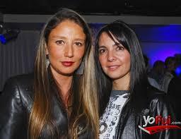 Carolina Larraguibel, Paola Rubilar en World Bar Heineken en Lamu Lounge, Lamu Lounge. La primavera se instaló definitivamente en la ciudad, ... - YoFui0000000168318529-6