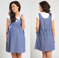 Retail <b>1PC</b> Maternity <b>Clothes Summer Dress</b> For Pregnant Women ...