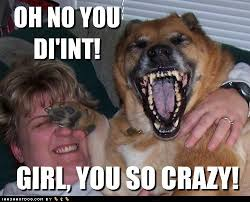 Girls-You-So-Crazy-Funny-Laugh-Meme-Picture-For-Facebook.jpg via Relatably.com