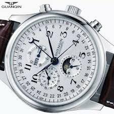 <b>GUANQIN</b> Relogio Masculino Automatic <b>Sapphire Mechanical Men</b> ...
