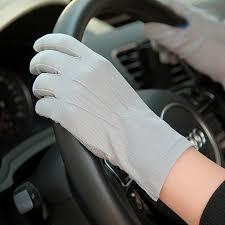 Summer Sun Protection Gloves Male Thin Style <b>Breathable Anti Slip</b> ...
