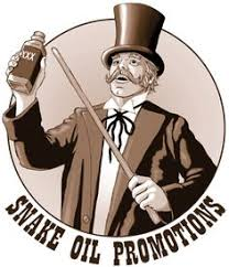 Image result for snake oil salesman caricatures