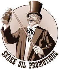 Image result for snake oil salesman caricatures