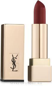 Yves Saint Laurent <b>Rouge</b> Pur Couture The Mats - <b>Насыщенная</b> ...
