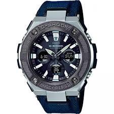 Наручные <b>часы Casio</b> G-Shock <b>GST</b>-<b>W330AC</b>-<b>2A</b> — купить в ...