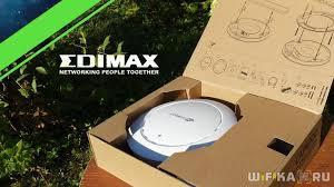<b>Точки Доступа Edimax</b> CAP300 и CAP1200 – Вход 192.168.2.2 и ...