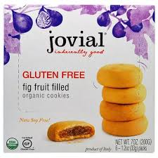 Jovial <b>Organic Cookies Fig Fruit</b> Filled