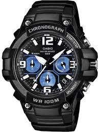 Наручные <b>часы Casio MCW</b>-<b>100H</b>-1A2: купить в Москве и по всей ...