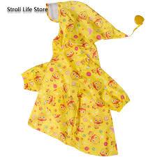 Yellow Duck Raincoat Kids Cute <b>Rain Coat</b> Boots Jacket Waterproof ...