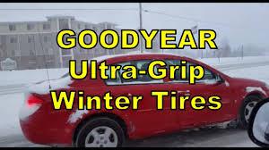 <b>Goodyear Ultra Grip</b> Winter Snow Tires: A Northern Driver's ...