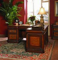 the cheshire home office l shaped desk set aspen home aspenhome home office e2