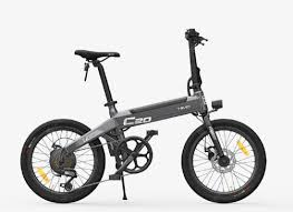 HIMO C20 20 Inch <b>Folding</b> City Electric Bike 36V Hidden lithium ...