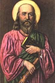 Apostol Santiago el mayor