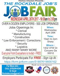 huge job fair lots of industries over job openings vfw huge job fair lots of industries over 500 job openings