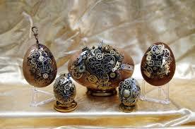 <b>Steampunk Easter</b> Eggs by Kerstin Discher | <b>Steampunk</b> tendencies ...