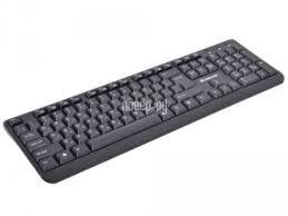 <b>Клавиатура Defender OfficeMate HM-710</b> Black 45710