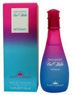 <b>Davidoff Cool Water</b> Woman <b>Happy</b> Summer