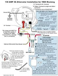 alternator wiring diagram ford mustang alternator ford 2g alternator wiring diagram wiring diagram schematics on alternator wiring diagram ford mustang