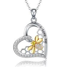 Amazon.com: <b>STROLLGIRL</b> Mother's Day Jewelry Gift <b>925 Sterling</b> ...