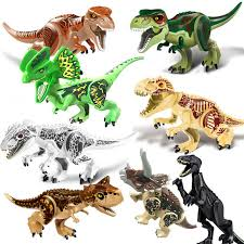 Online Shop <b>Jurassic</b> World 2 <b>Building Blocks</b> Legoings Dinosaurs ...
