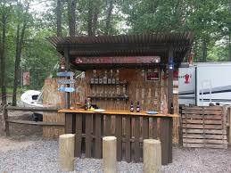 cool diy pallet yard bar made from pallets amazing diy pallet furniture
