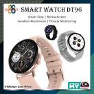 (88Smart.my) <b>DT96 Smart Watch</b> Unisex 1.3 Inch Retina Full Touch ...