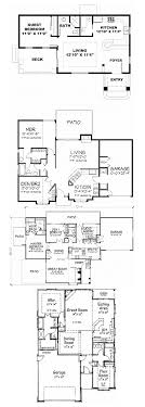 Small House Plans for Kit HomesBelow are some simple house plans from eplan com