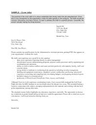 cover letter for city job related post of cover letter for city job