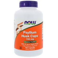 Now Foods - <b>Psyllium Husk Caps</b>, <b>700</b> mg | Shopee Philippines