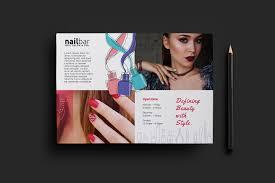 nail salon flyer template v brandpacks nail bar flyer template
