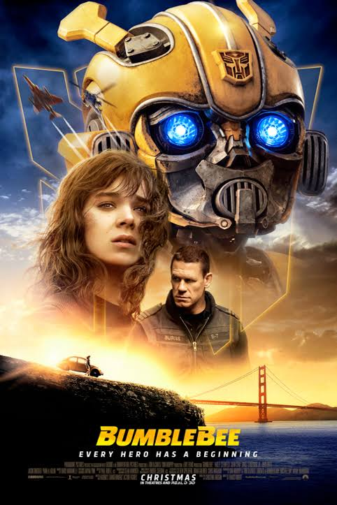 Bumblebee (2018) {Hindi-English} Bluray 480p || 720p || 1080p