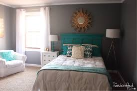 Teal Bedroom Decorating Creative Design Grey And Teal Bedroom Bathroom Decor