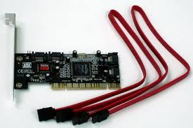 <b>Контроллер</b> PCI - <b>SATA</b> 4 port, RAID, (chipset Silicon Image Si3114 ...