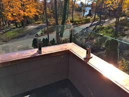 frameless glass railing branford ct usglassfence com balcony  frameless glass railing branford ct usglassfence com balcony 3 6259