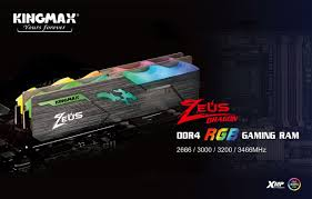 Обзор новой оперативной <b>памяти Kingmax Zeus</b> Dragon RGB ...