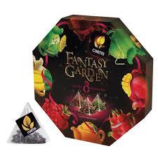 """Купить <b>Чай CURTIS</b> (Кёртис) """"Fantasy Garden"""", набор 40 ..."""