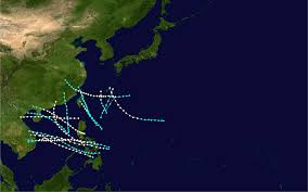 saison cyclonique 1900 dans l'océan Pacifique nord-ouest