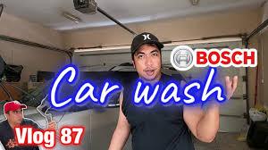 <b>BOSCH</b> AQUATAK 110 | FIELD TEST | <b>CAR WASH</b> | tagalog ...