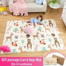 <b>Infant</b> Shining <b>Baby</b> Play Mat <b>Xpe</b> Puzzle Children's Mat Thickened ...
