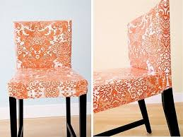 Dining Room Chair Seat Slipcovers Dining Chair Seat Covers As Desk Chair