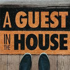 A Guest in the House