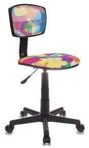Купить <b>Кресло детское БЮРОКРАТ CH</b>-<b>299</b>, мультиколор в ...