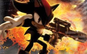 نتیجه تصویری برای shadow in sonic