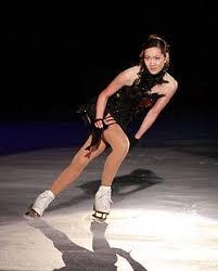 「トリノオリンピック第14日目、女子フィギュアスケートにて荒川静香」の画像検索結果