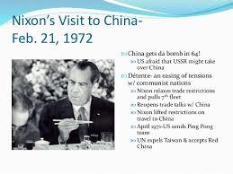 「Nixon's visit to China」の画像検索結果