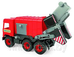 """<b>Машина</b> Авто """"Middle truck"""" <b>мусоровоз TIGRES</b>, цена 37 руб ..."""