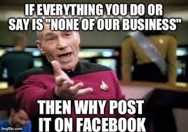 Memes Vault Picard Meme WTF via Relatably.com