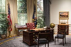 george bush oval office replica by trudy bush library oval office