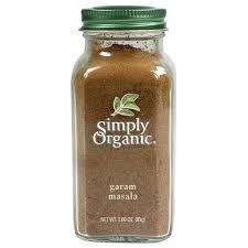 Simply <b>Organic Garam Masala</b> 3.00 oz. - Simply <b>Organic</b>
